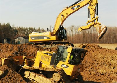 earthworks management markham