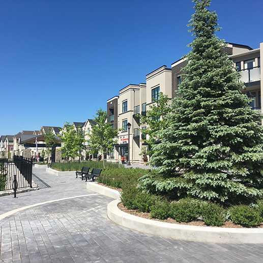Landscaping for Condominiums