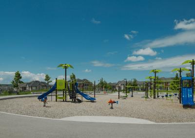 St. John's Forest, Playground