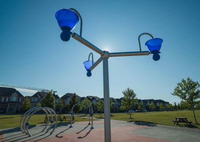 The Preserve Phase 1 Neighborhood Park Kids Playground